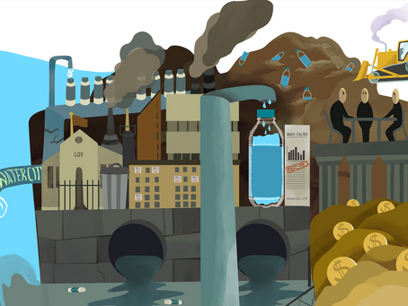 Making Money Off Water Scarcity