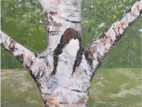 I Thirst – A Painting During COVID-19