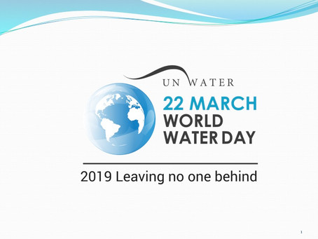 Every Day is World Water Day