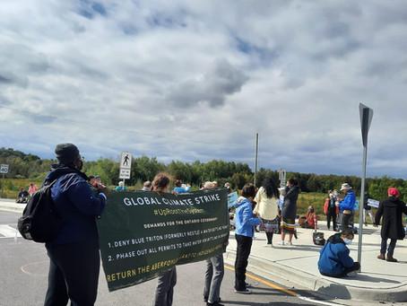 Solidarity In Action: water unites