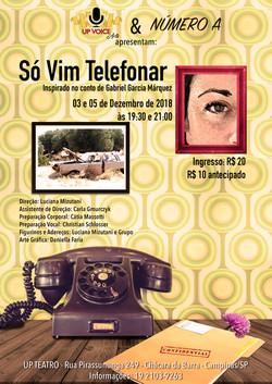 SO VIM TELEFONAR - PROJETO