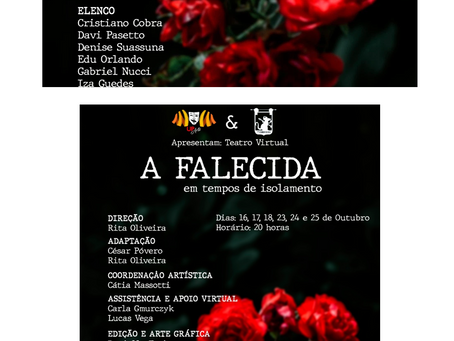 A FALECIDA NO SITE DA ANDREZZA BARROS