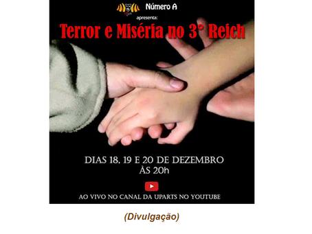 TERROR E MISÉRIA NO QUERO NOTÍCIA