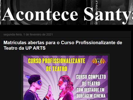 UP ARTS no ACONTECE SANTYAGO