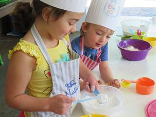 little chefs in my kitchen
