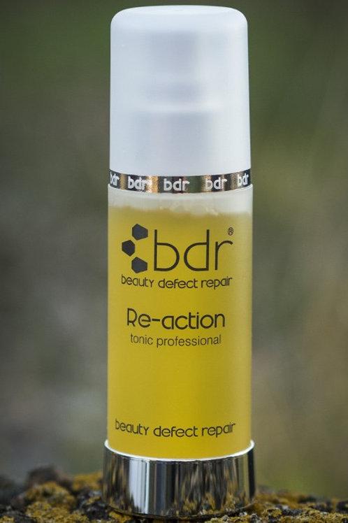 Tónico exfoliante para todo tipo de piel Re-action