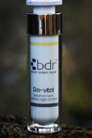 Crema hidratante Re-vital
