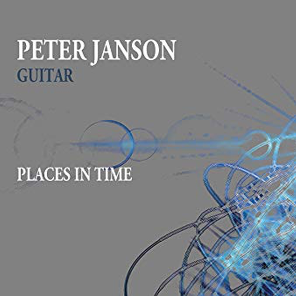 Peter Janson - Places in Time