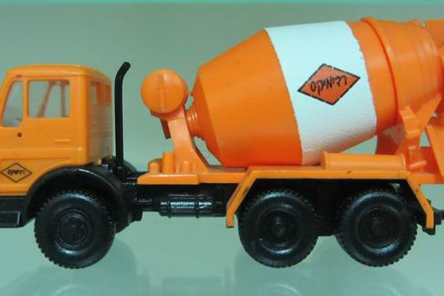 MB Readymix truck