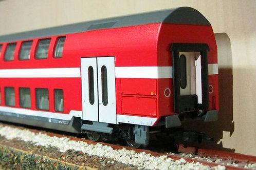 Bombardier Double deck middle coach