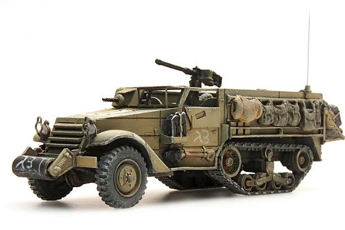IDF 6 days war Zachlam(half truck) highly detailed,HO scale