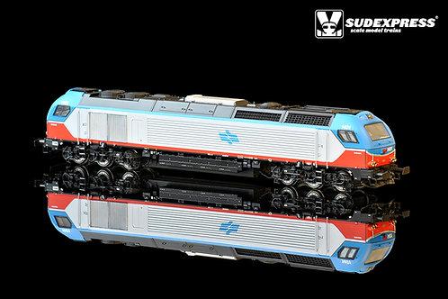 Israel Railway Vossloh Euro4000 locomotive by Sudexpress