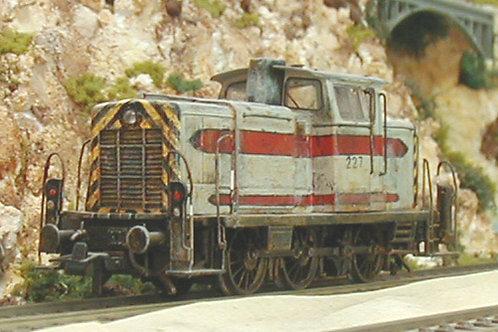 Israel Railway Esslingen locomotive