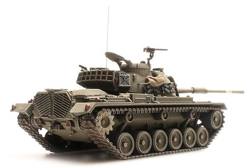 IDF M48 A2 tank.highly detailed,HO scale