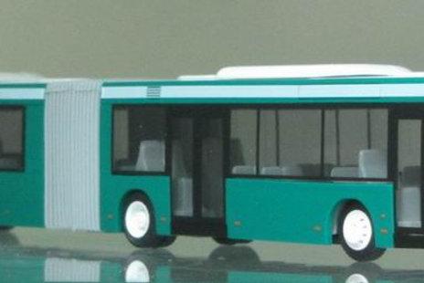 MAN NG313 Jerusalem bus-Israel