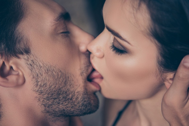 As long as your partner is not into it, make sure to let your tongue do some work and use it as good as you use your lips. | Tongue Play | Kiss Me Baby | Dating with Fawn | Philadelphia, PA, USA