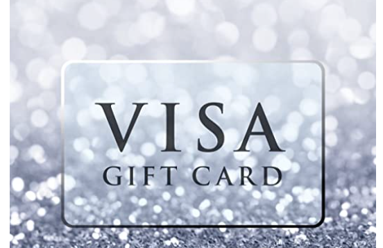$50 Visa Gift Card (plus $4.95 Purchase