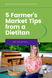 5 Farmers Market Tips from your Friendly Neighborhood Dietitian