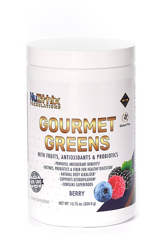 Gourmet Greens