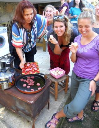Photos: Visiting Serap