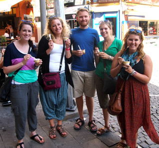 Photos: Taksim and Tequila