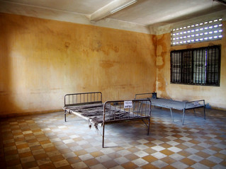 prayers too big for words: images from toul sleng prison and the killing fields at choeung ek