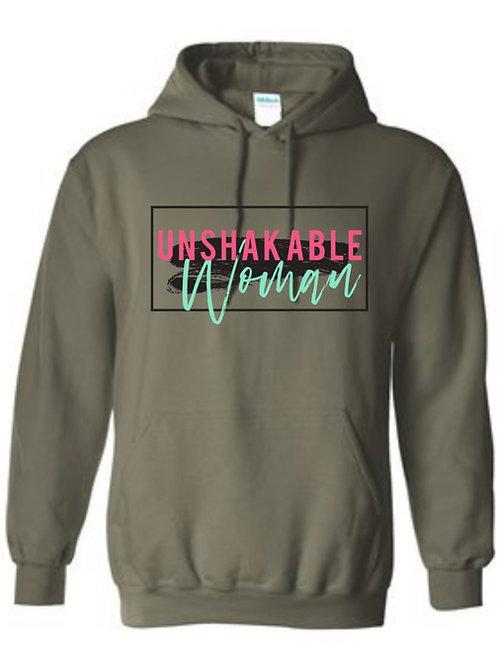 Unshakable Woman Hoodie