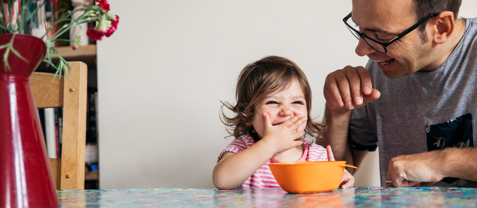 Healthy Eating Habits for Little Ones