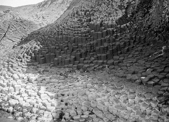 Columnar Basalt #1