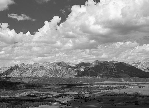 Sawtooth Mountains #2
