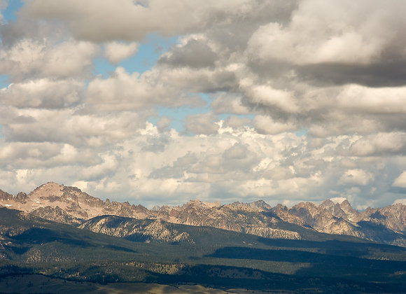 Sawtooth Mountains #3