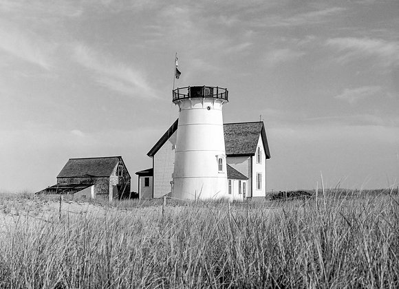 Hardings Beach Lighthouse #1