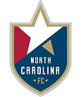NCFC logo- Our Chiropractors treat the Triangle's Pro Soccer Team.