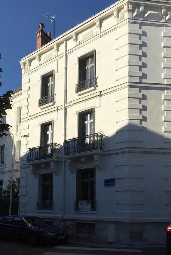 Rue rabelais tours