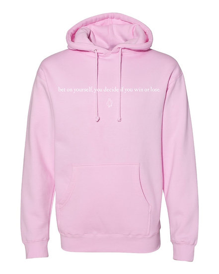 Bet On Yourself Hoodie