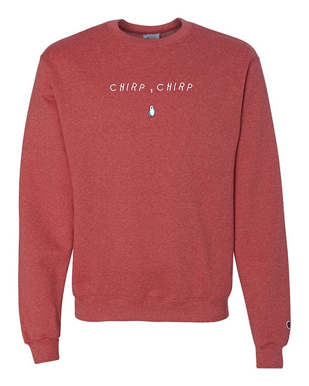 Chirp Chirp Crewneck