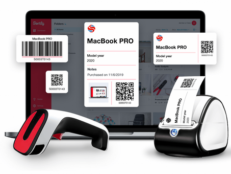 Being more efficient using barcodes