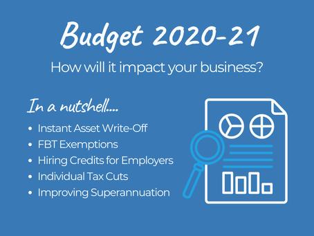 Budget 2020-21