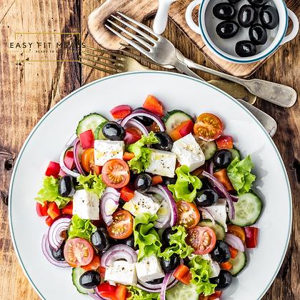 Greek Veggie Salade