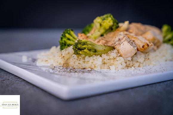 Proteine chicken crunchy LC