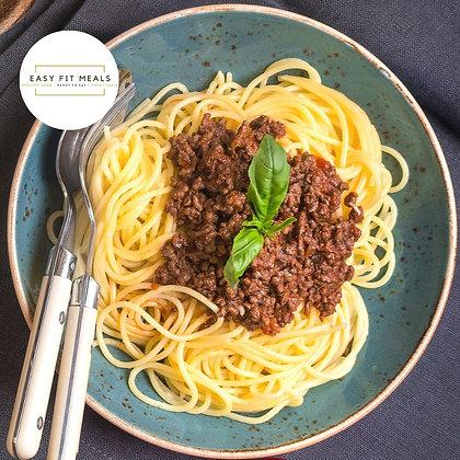 Volkoren pasta Bolognese