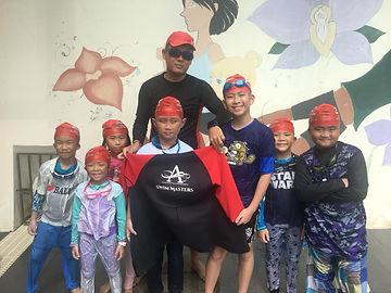Senja Cashew Kids Swimming Lessons