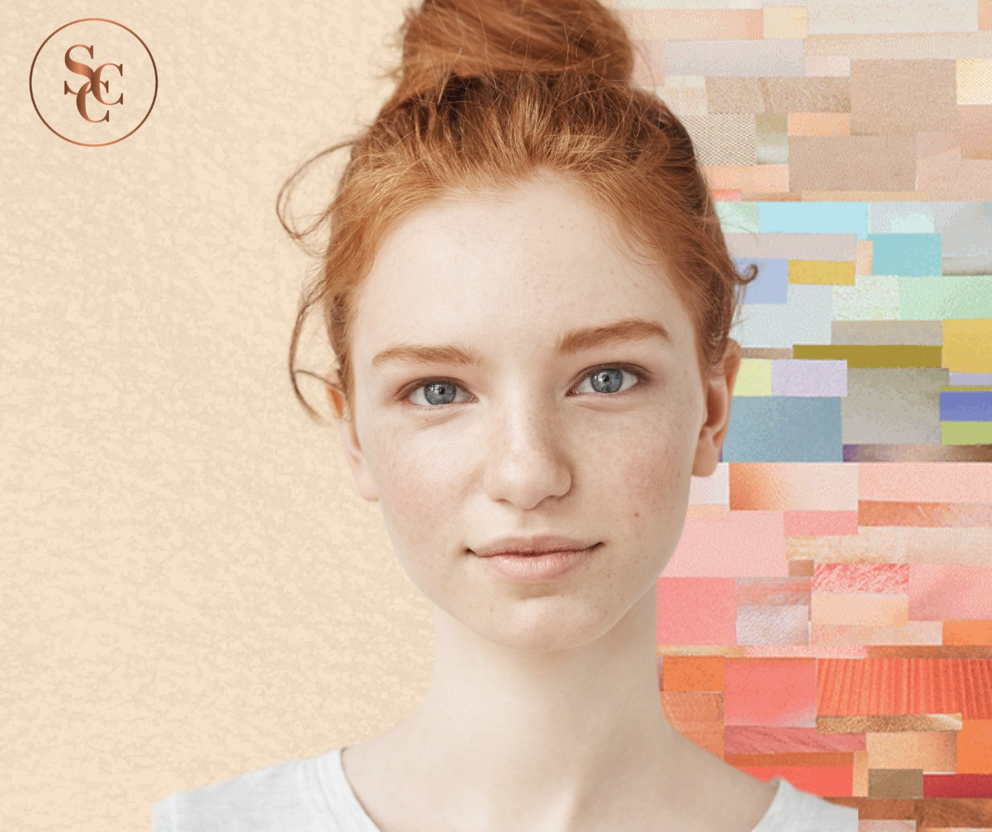 Make-up advies met huidskleuranalyse