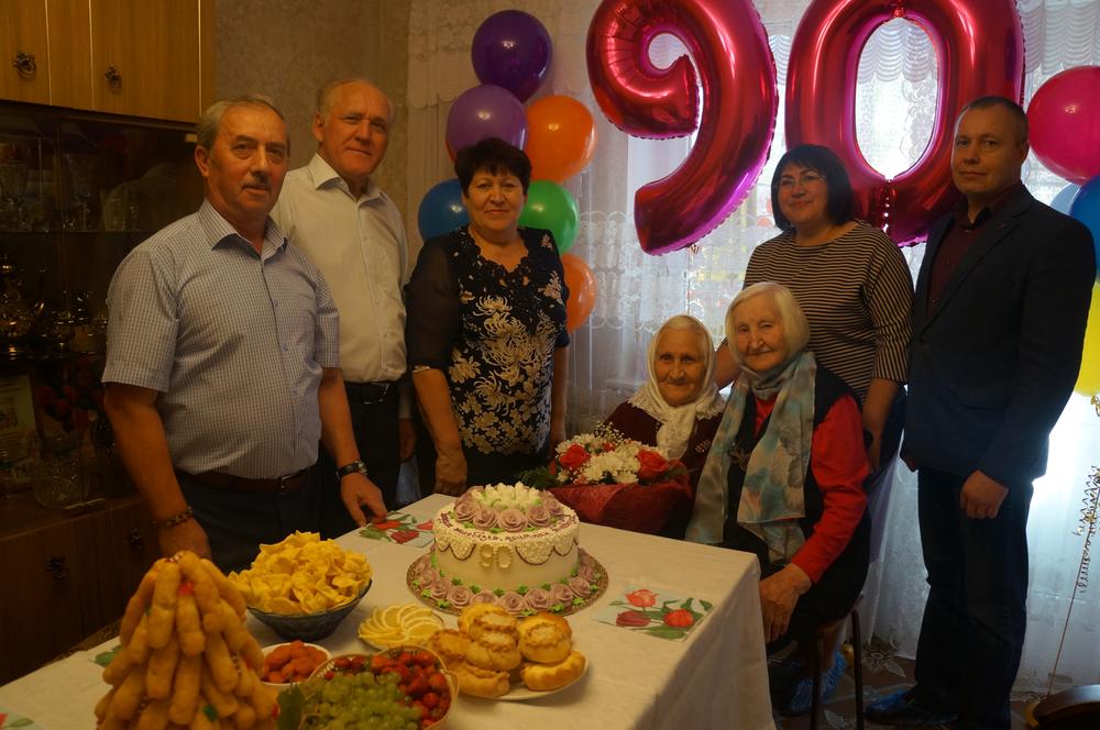 жизни поздравления глав районов 90-летием простых оконных