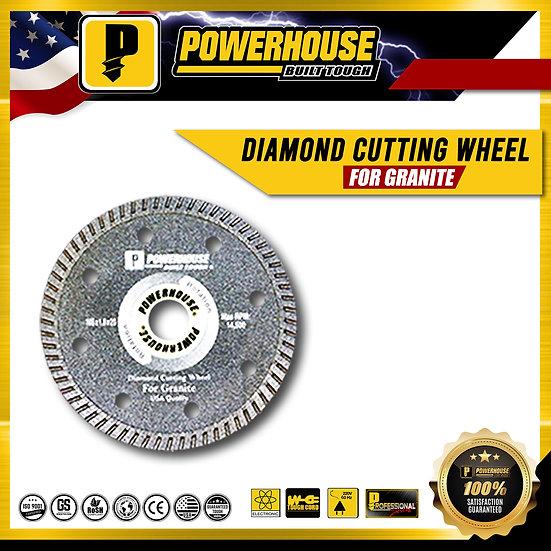 "Diamond Cutting Wheel for Granite (4"")"