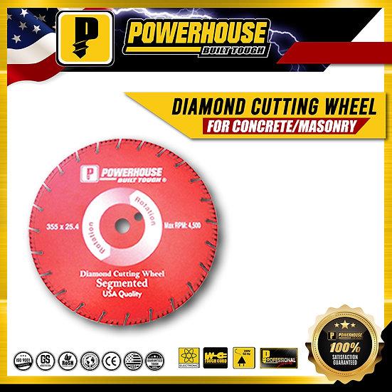 Diamond Cutting Wheel Dry Type (for Concrete/Masonry