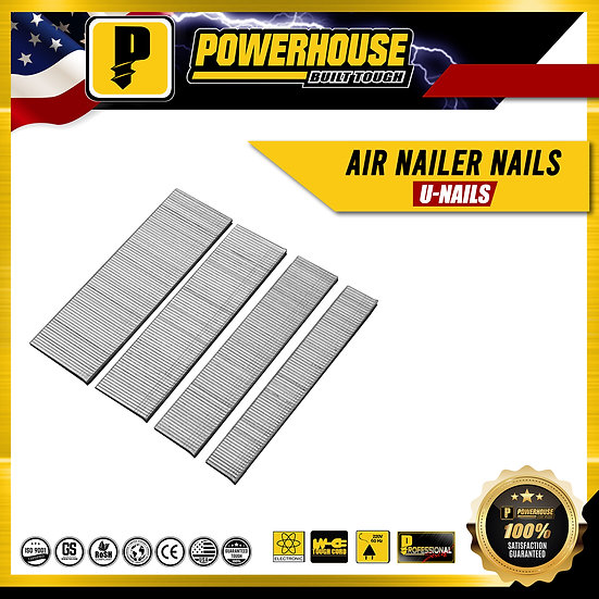 Air Nailer U-Nails (16mm)