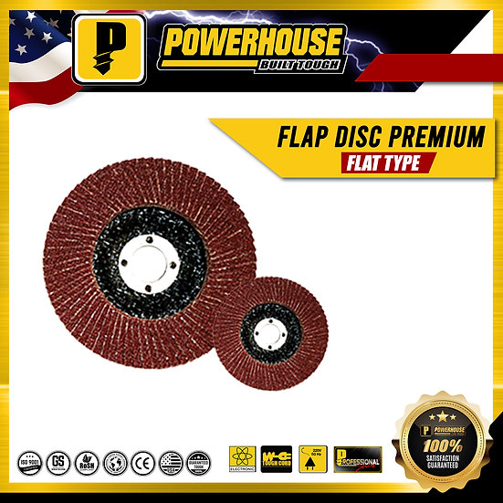 Flap Disc Premium (Flat Type)