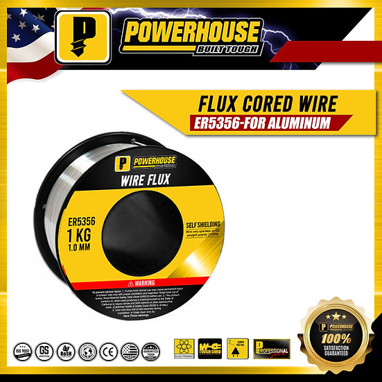 Flux Cored Wire ER5356 (For Aluminum)