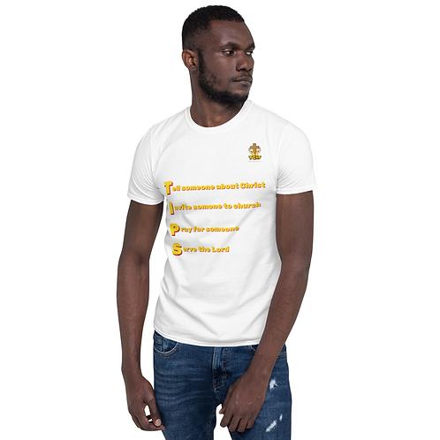 Unisex T-Shirt - TIPS